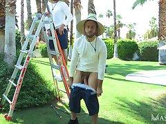 Horny gardeners
