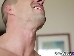 Gay amateur gives head and rides
